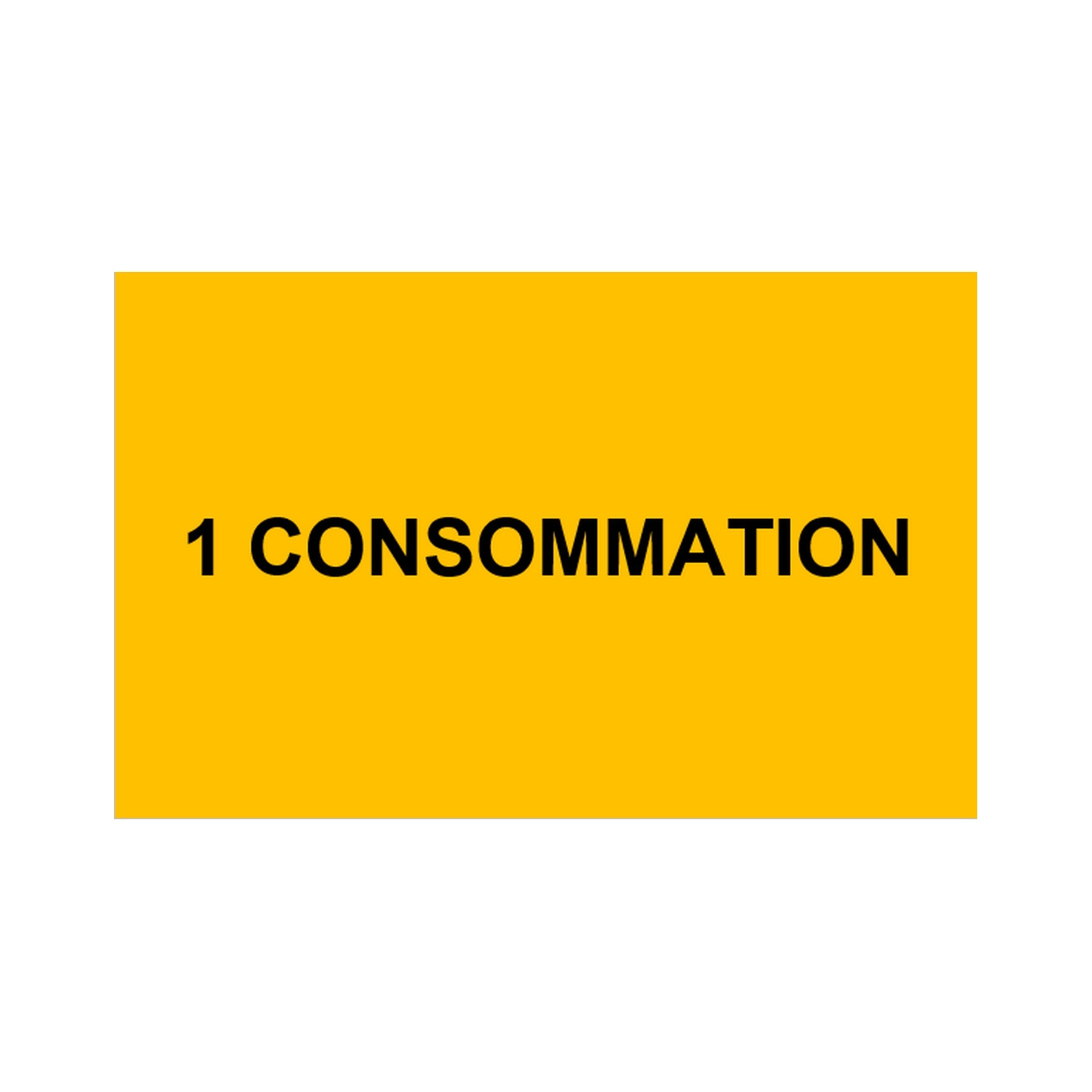 Ticket Consommation